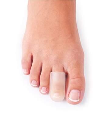 Защитные колпачки для пальцев от мозолей и повреждений FLINT (2 шт) , Ortmann, р.L