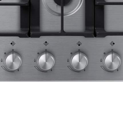 Встраиваемая варочная панель газовая Samsung NA64H3030BS Silver