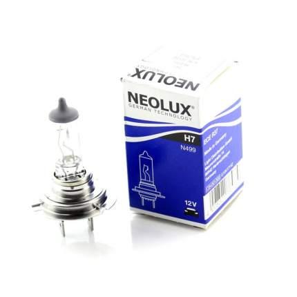 Лампа Neolux H7 12v 55w Px26d Standart 1 N499