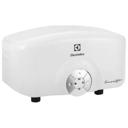 Водонагреватель проточный Electrolux 3.5 TS Smartfix (душ+кран) white