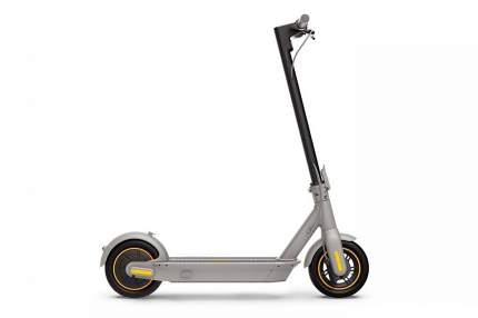 Электросамокат Ninebot KickScooter Max G30LP gray