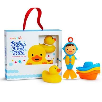 Набор для ванной первые игрушки Munchkin3 шт.