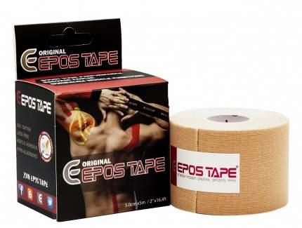 Кинезиотейп Epos Tape Original ETO000001 500 см