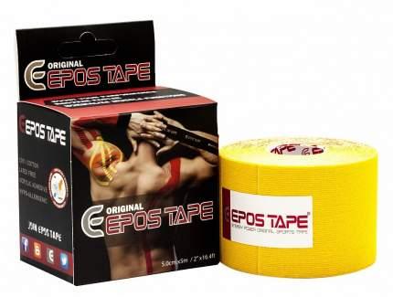 Кинезиотейп Epos Tape Original ETO000003 500 см