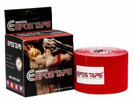 Кинезиотейп Epos Tape Original ETO000005 500 см
