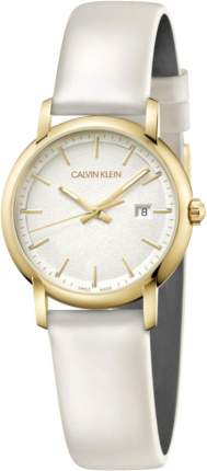 Наручные часы кварцевые женские Calvin Klein K9H235L6