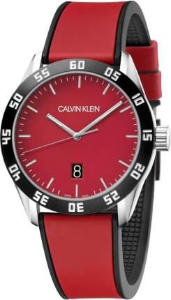 Наручные часы кварцевые мужские Calvin Klein K9R31CUP