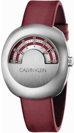 Наручные часы кварцевые мужские Calvin Klein K9M311UP