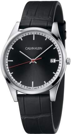Наручные часы кварцевые мужские Calvin Klein K4N211C1