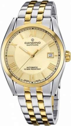 Наручные часы механические мужские Candino C4702