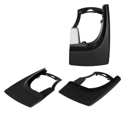 Брызговики универсальные для легковых автомобилей, черные, 2шт. (AMF-00)