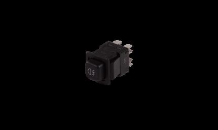 Выключатель света передних противотуманных фар 3832.3710-10. УАЗ 315120371008000