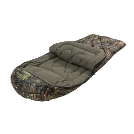 Спальный мешок Prival Лапландия КМФ одеяло с капюшоном