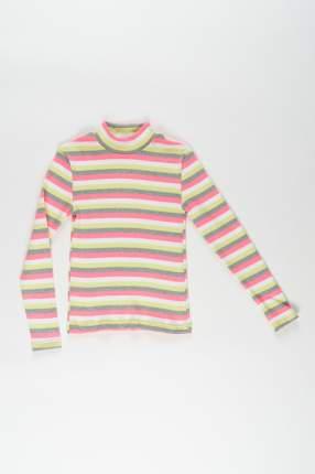 Водолазка для мальчика Утенок, цв.розовый, р-р 140