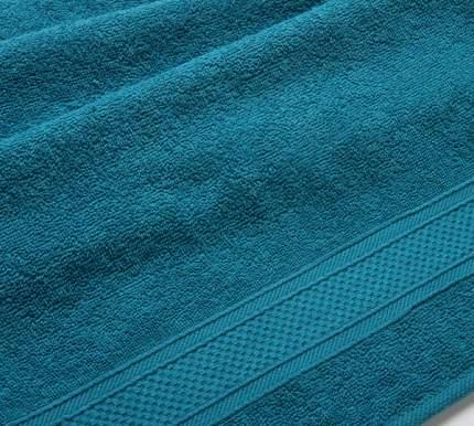 """Полотенце махровое """"Ножки"""" Морская Волна  48х70 (100% Хлопок)"""