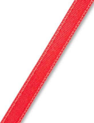 Атласная лента Prym, 6 мм, 25 м (цвет: красный)