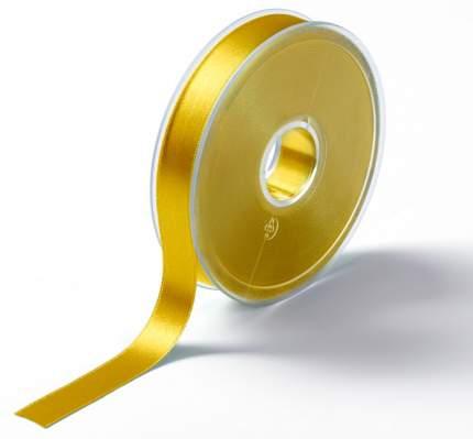 Атласная лента Prym, 15 мм, 25 м (цвет: желтый)