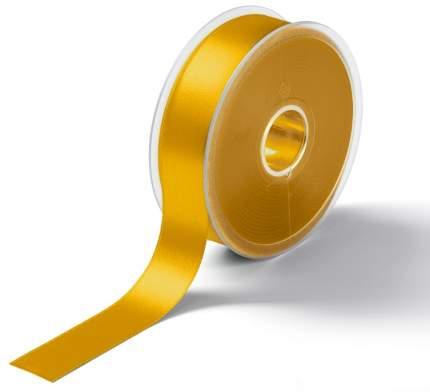 Атласная лента Prym, 25 мм, 25 м (цвет: желтый)