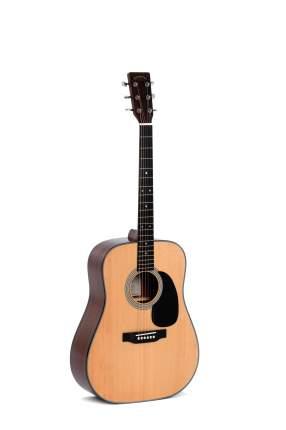 Акустическая гитара Sigma DM-1ST+