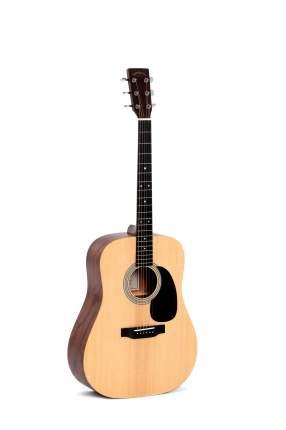 Акустическая гитара Sigma DM-ST+