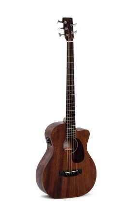 Бас-гитара электроакустическая Sigma BMC-155E+