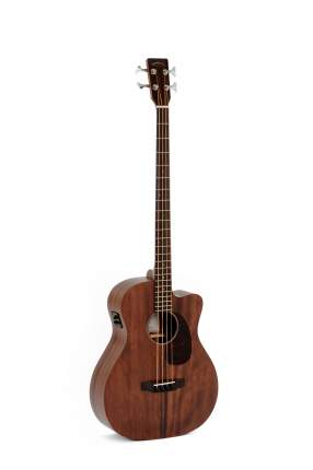 Бас-гитара электроакустическая Sigma BMC-15E+
