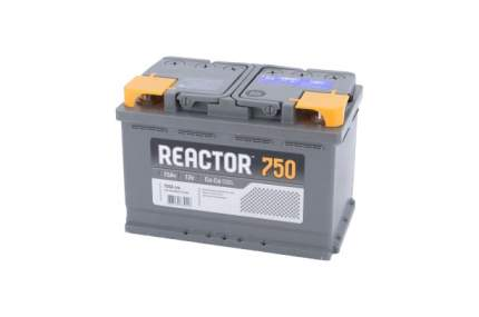 Батарея аккумуляторная 6ст-75vl (для а/м уаз патриот, пикап, профи, карго, дв.змз 409) УАЗ