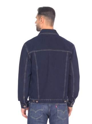 Джинсовая куртка мужская Dairos GD5060101 синяя M