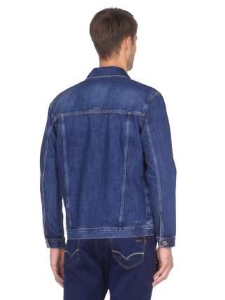 Джинсовая куртка мужская Dairos GD50600023 синяя M