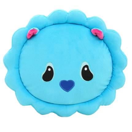 Подушка-игрушка Baby Fox Печальный зверек, цвет голубой, 40х40 см