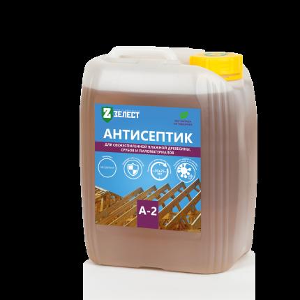 Антисептик для древесины ЗЕЛЕСТ А-2-05 Универсал, 5 кг