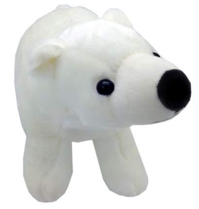 Мягкая игрушка АБВГДЕЙКА Белый медведь, 27 см