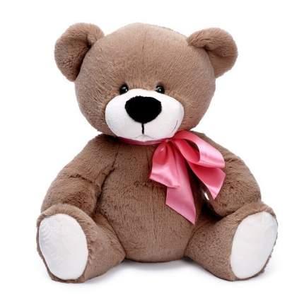Мягкая игрушка RABBIT Медведь Паша тёмный, 38 см