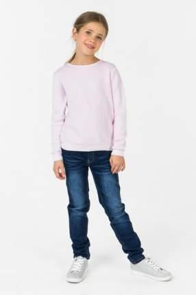 Джемпер для девочки Sela, цв.розовый, р-р 140