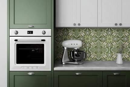 """Наклейка на стену Плитка с растительным узором """"Голландия"""" 12 шт.10х10 см"""