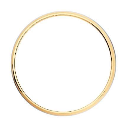 Кольцо женское «Спаси и сохрани» SOKOLOV 110211 р.19
