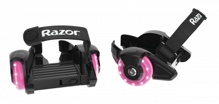 Ролики на обувь Razor Jetts Mini Розовый