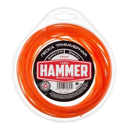 Леска для триммера Hammer 216-819