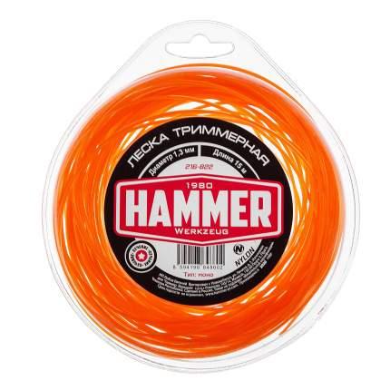 Леска для триммера Hammer 216-822