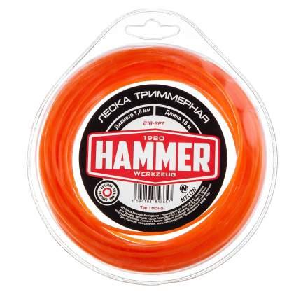 Леска для триммера Hammer 216-827
