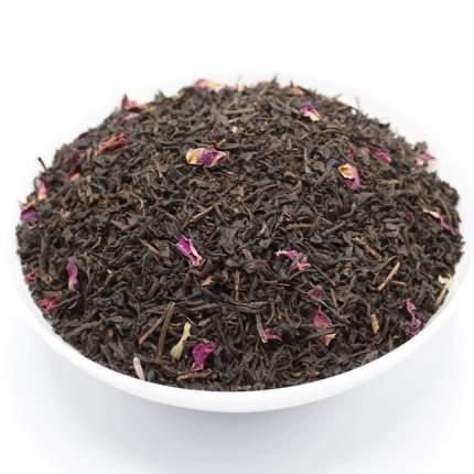 Красный чай Мей Гун Хун Ча (с лепестками роз), 100 г