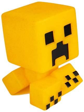 Фигурка Minecraft Creeper Gold, 13 см