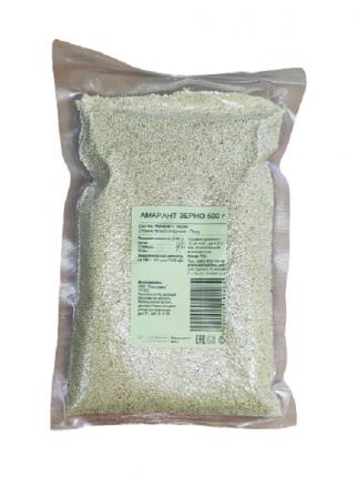 Амарант зерно 500 гр