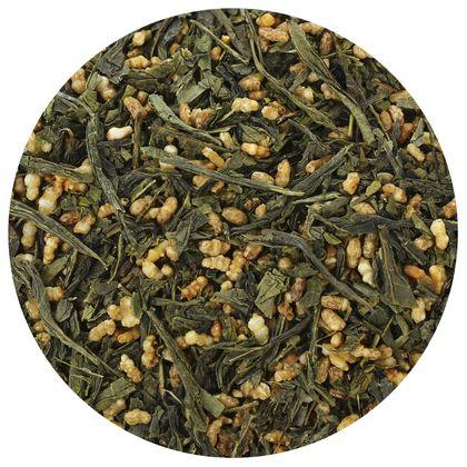 Зеленый чай Генмайча, 100 г