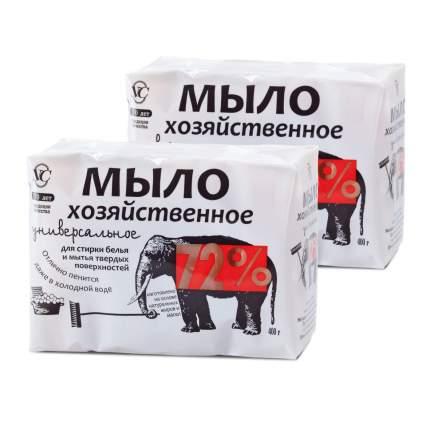 НК 72 % хоз-ное мыло универсальное 4100г (Набор из 2 штук)