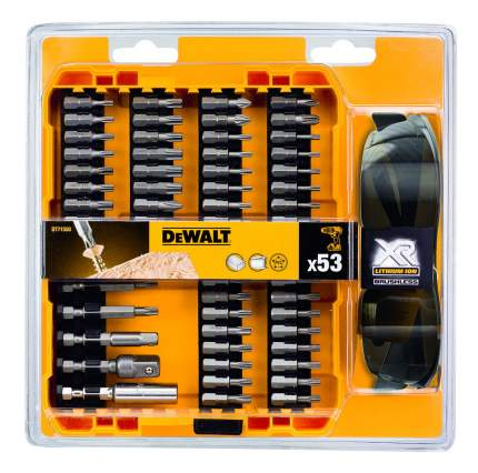 Набор бит DEWALT DT71550