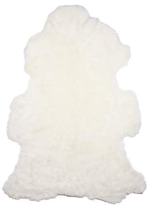 Овечья шкура натуральная 104х80 см ворс 1.5 см