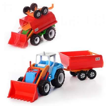 Трактор с прицепом Орион Тигр