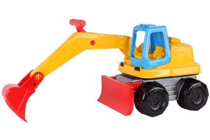 Игрушечный трактор ТехноК колесный Р99476, в ассортименте