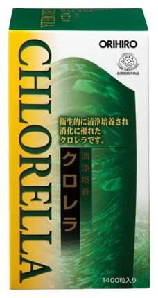 Орихиро Хлорелла таблетки №1400